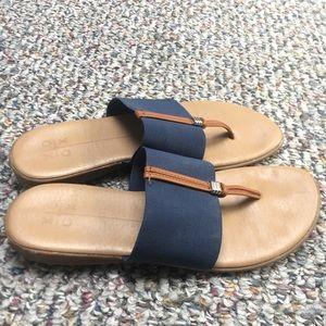 Target Shoes | Navy Blue Sandals | Poshmark
